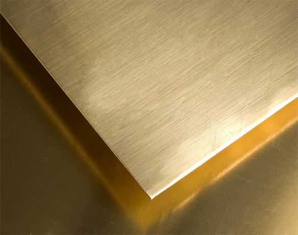 Brass strip supplier