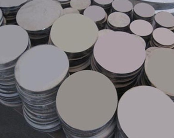 Nickel 200/201 Forged Circles