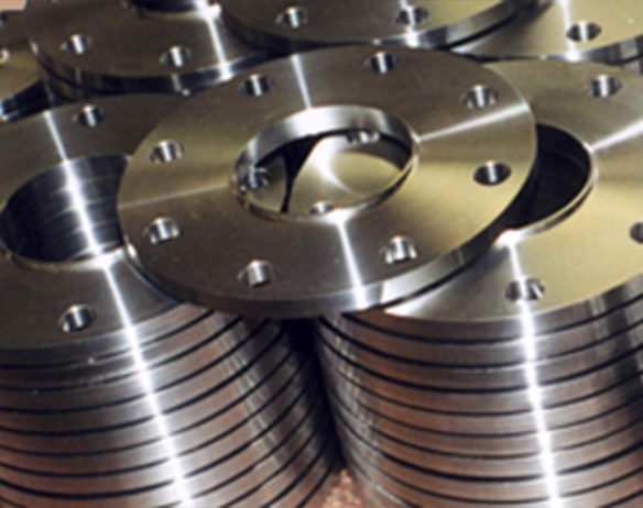 Nickel Alloy 200/201 Blind Flanges
