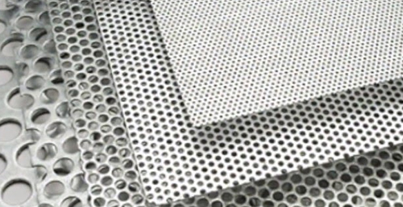 Stainless Steel Perforated Sheet Plate Amp Coils Perforated