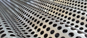 Stainless Steel Perforated Sheets, Plates & Coils