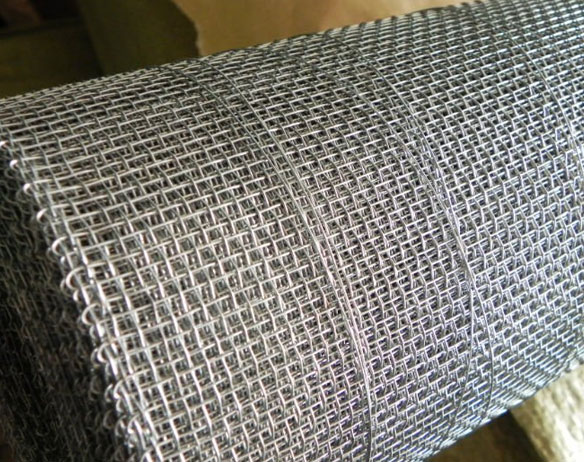 SS Wire Gauze Square Mesh
