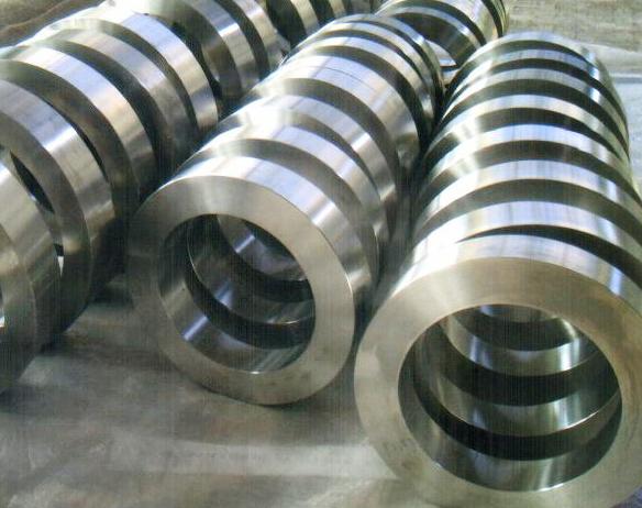 Nickel Alloy Forging : Nickel circle rings